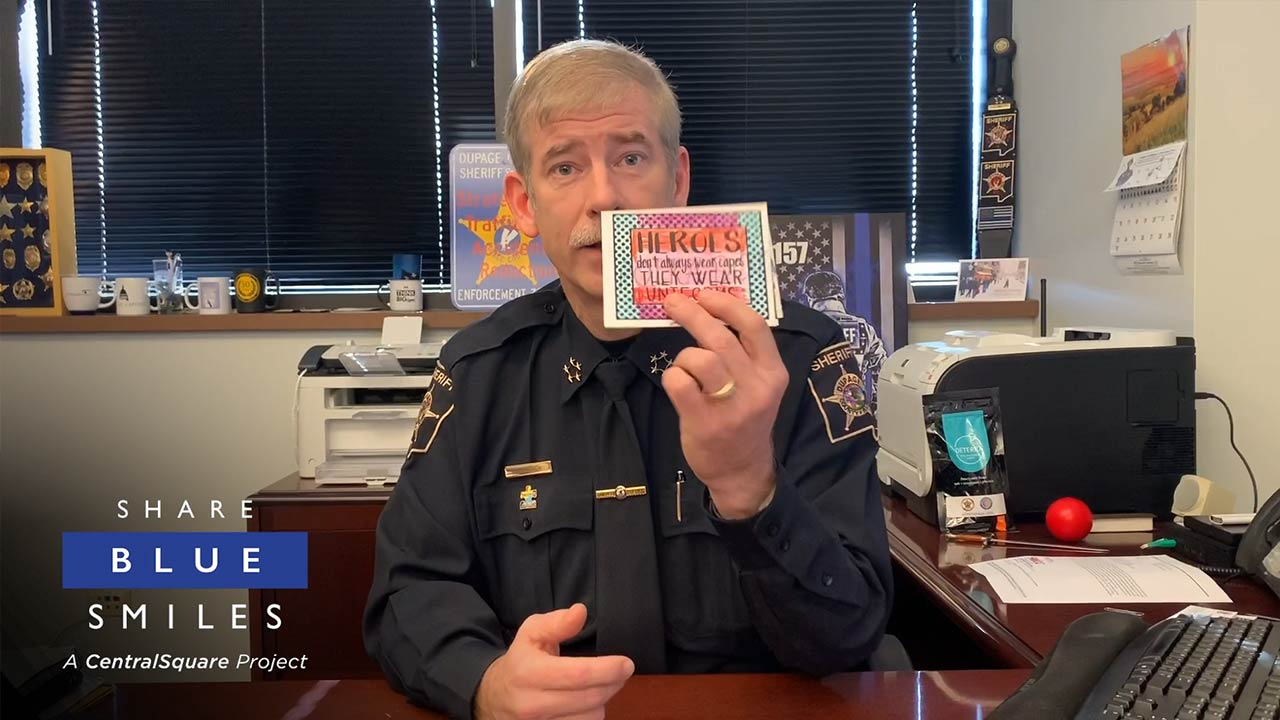 Cards for Cops